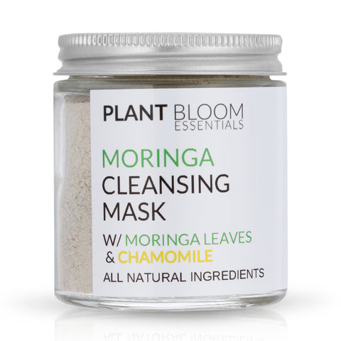 Moringa Cleansing Mask