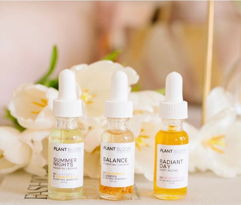 Mini Trio Face Oil Set