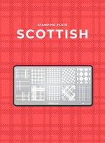 Stamping Plate: SCOTTISH