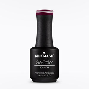 Load image into Gallery viewer, Cherry Red - Pink Mask USA - Gel Color - Gel Polish
