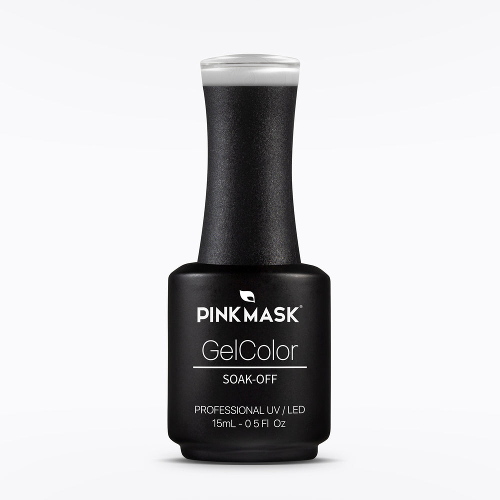Grey Wolf - Pink Mask USA - Gel Color - Gel Polish