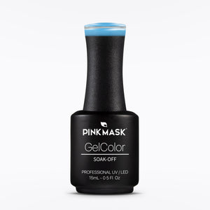 Load image into Gallery viewer, Gel Color - Jacques Cousteau - Pink Mask USA - Gel Color - Gel Polish