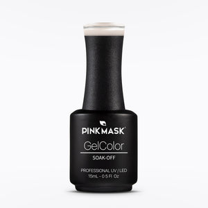 Load image into Gallery viewer, Naked Ivory - Pink Mask USA - Gel Color - Gel Polish