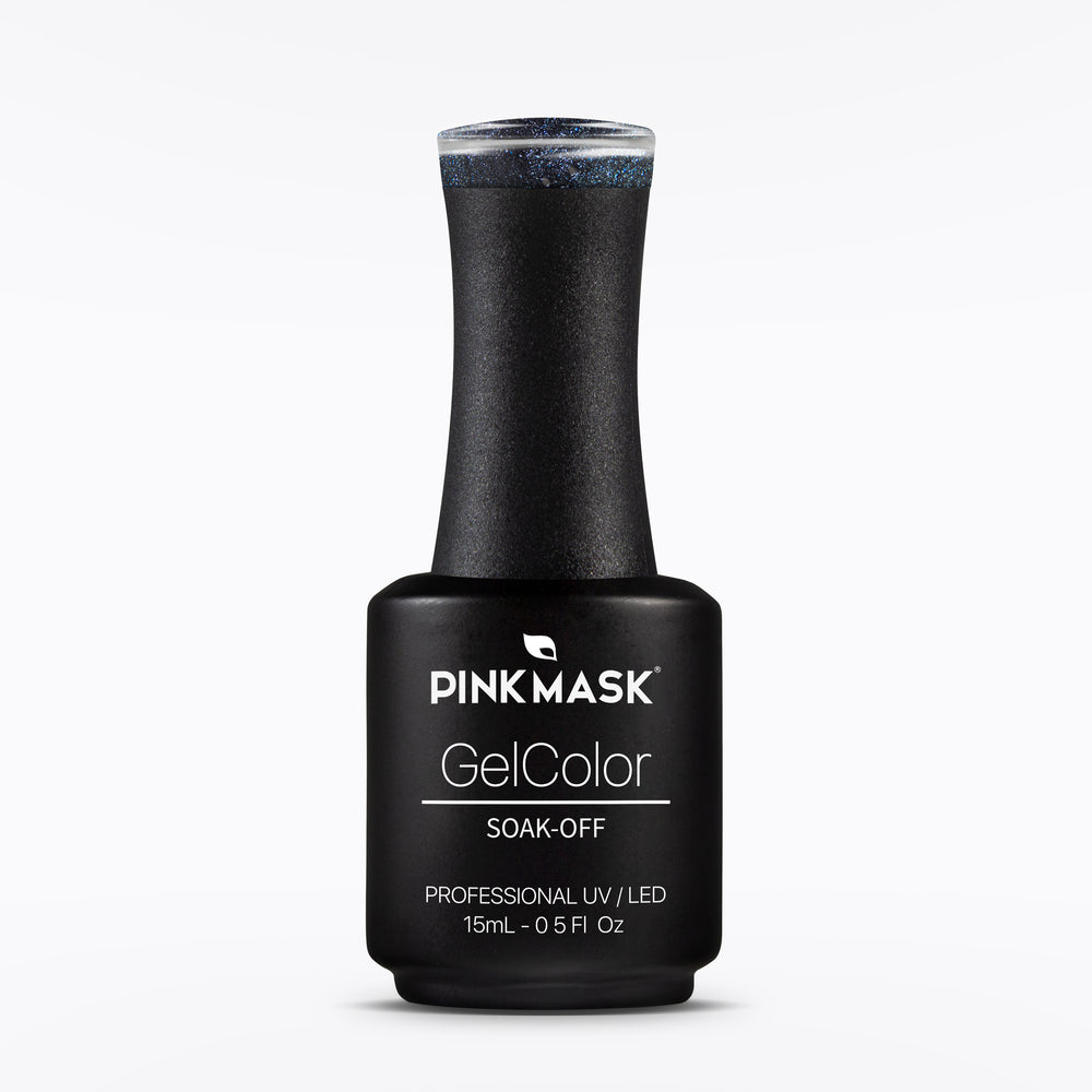 Load image into Gallery viewer, New York - Pink Mask USA - Gel Color - Gel Polish