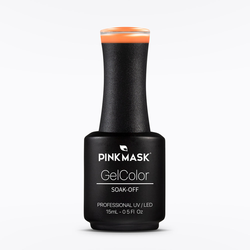 Popsicle - Pink Mask USA - Gel Color - Gel Polish