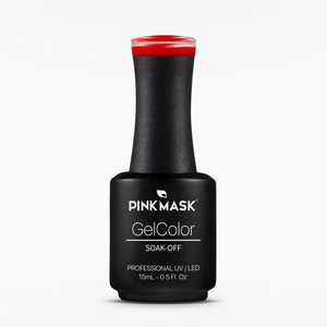 Load image into Gallery viewer, Volcano - Pink Mask USA - Gel Color - Gel Polish