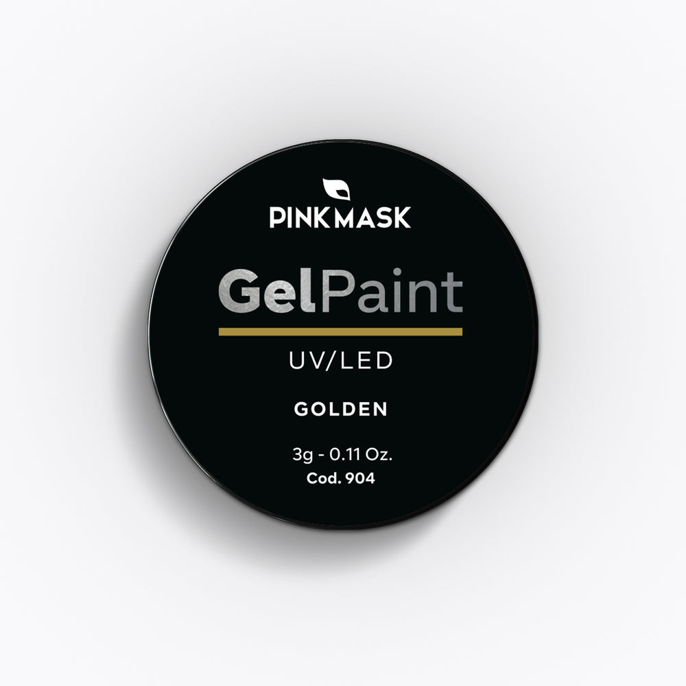 Gel Paint - Golden