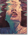 Woman In The Water - Paint By Numbers