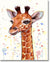 Cartoon Giraffe - Paint By Numbers