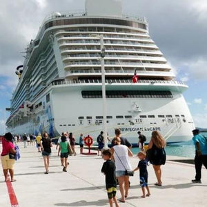 Notifications to Cruise Ship Passengers