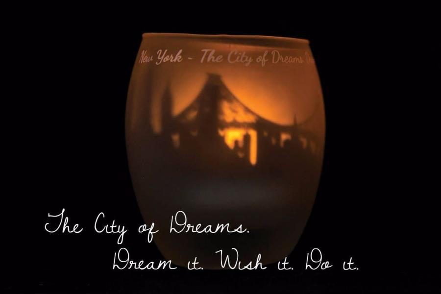 Shado Candle: New York City