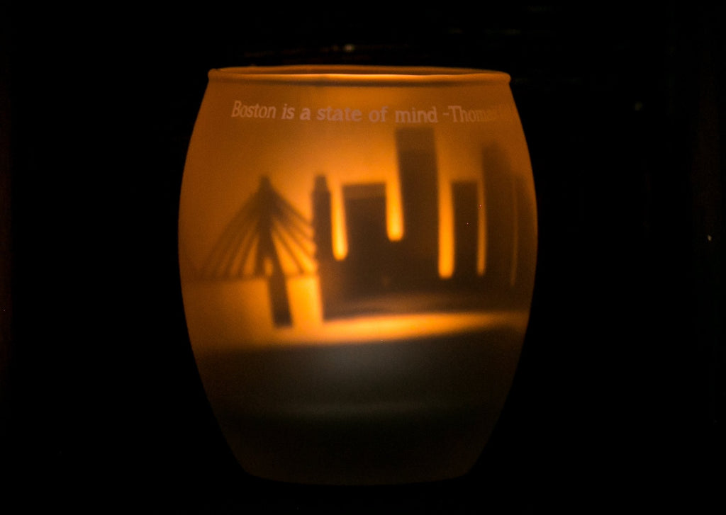 Shado Candle: Boston