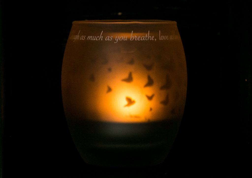 Shado Candle: Butterflies