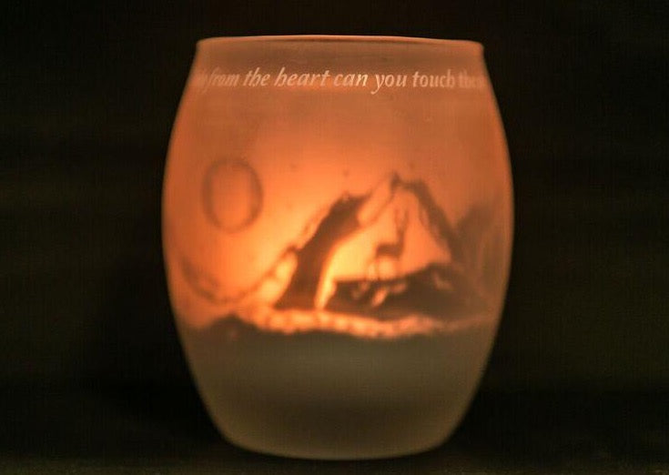 Shado Candle: Mountains
