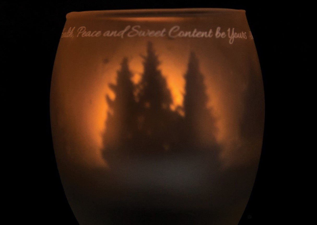 Shado Candle: Trees