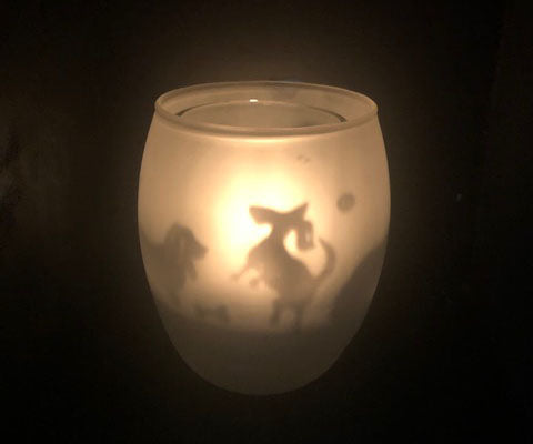 Shado Candle: Dogs