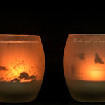 Shado Candle: Swallows