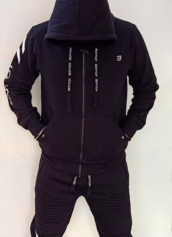 Boytoy classic front zipper hoodie