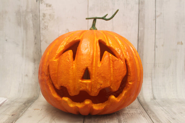 "18"" Decorative Jack-O-Lantern Pumpkin"