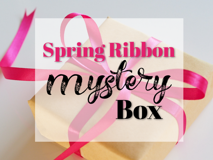 Spring Ribbon Mystery Box