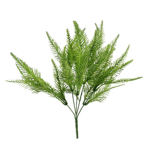 "15"" Australian Fern Greenery Bush"