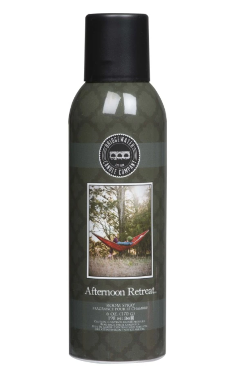 Bridgewater Candle Co. Afternoon Retreat Room Spray