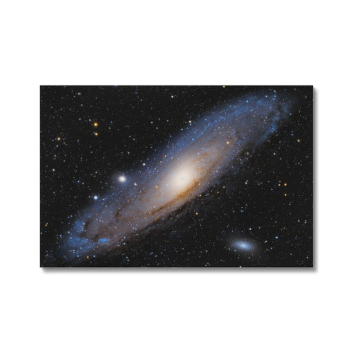 Andromeda Galaxy Canvas