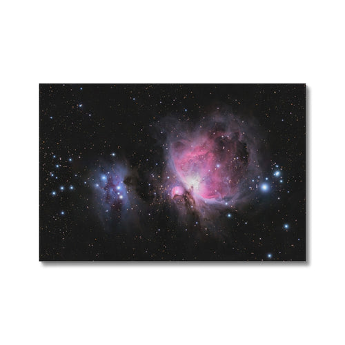 Orion Nebula Canvas
