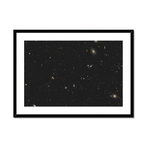 Markarian's Chain Framed & Mounted Print