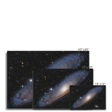 Load image into Gallery viewer, Andromeda Galaxy Canvas
