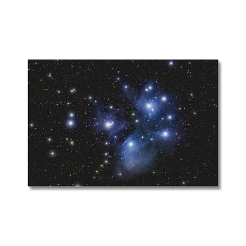The Pleiades Canvas
