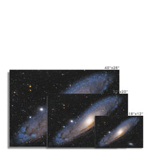 Load image into Gallery viewer, Andromeda Galaxy Fine Art Print
