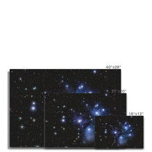 Load image into Gallery viewer, The Pleiades Canvas
