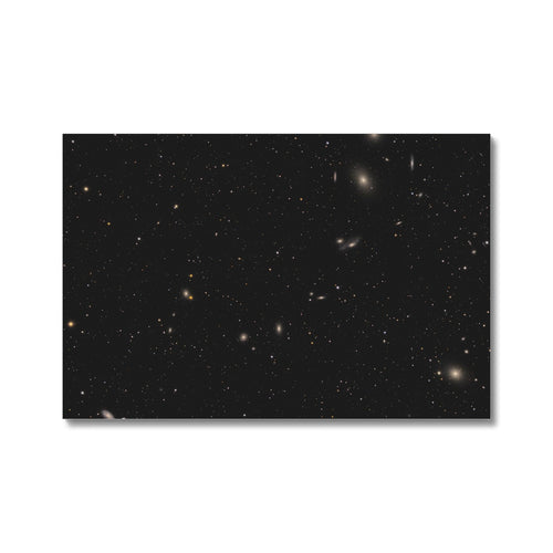 Markarian's Chain Canvas