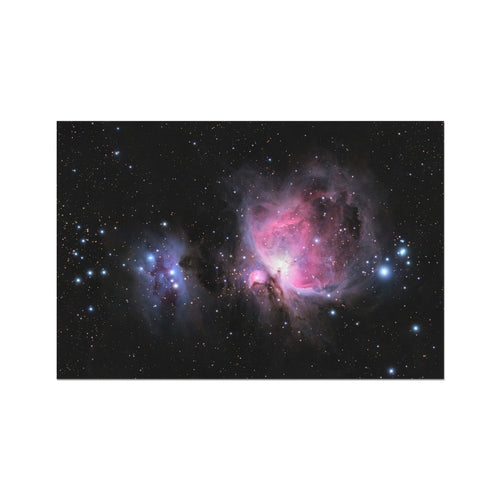 Orion Nebula Fine Art Print