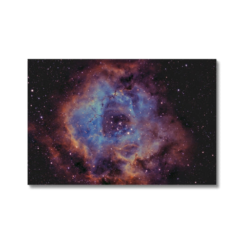Rosette Nebula Canvas
