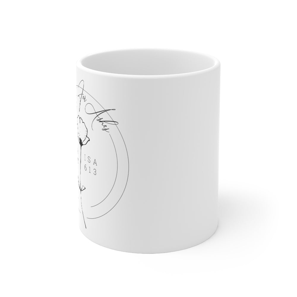 Beauty For Ashes-Ceramic Mug 11oz
