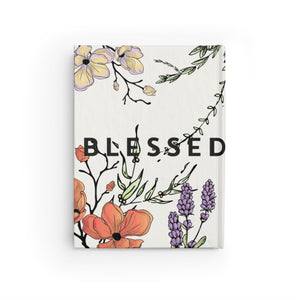 Blessed is She Journal - Ruled Line