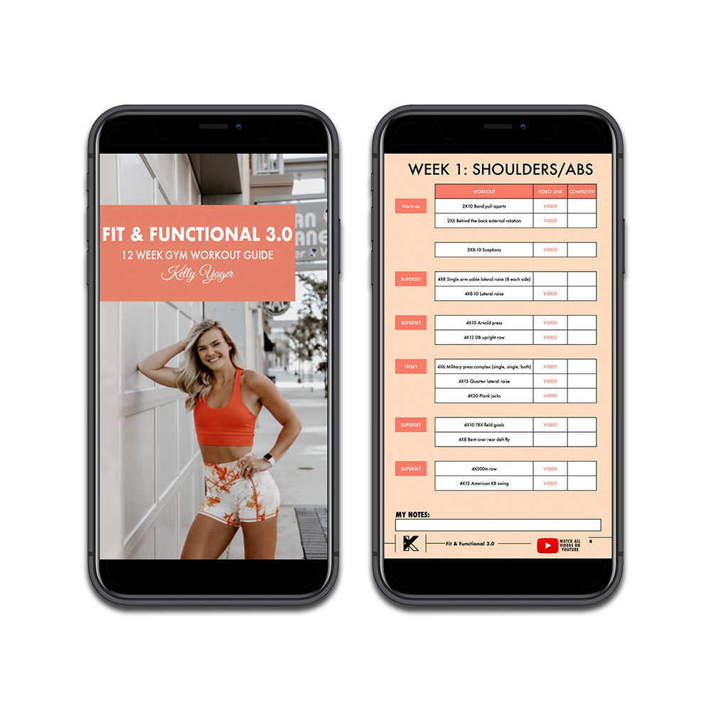 FIT AND FUNCTIONAL 3.0 CHALLENGE