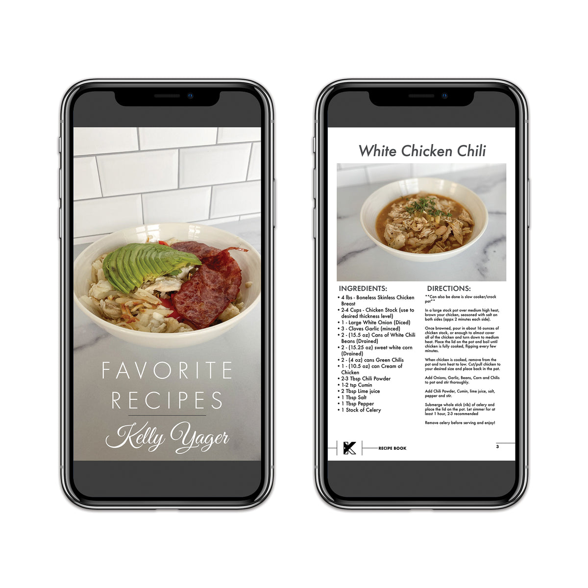Favorite Recipes E-Book