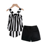 Baby / Toddler  striped top and Pant Set