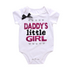Daddy's little girl Romper