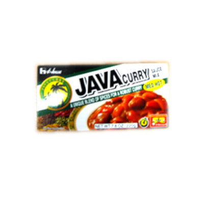 Buy House Java Curry Mid-Hot 185gm | FUJIMART Online