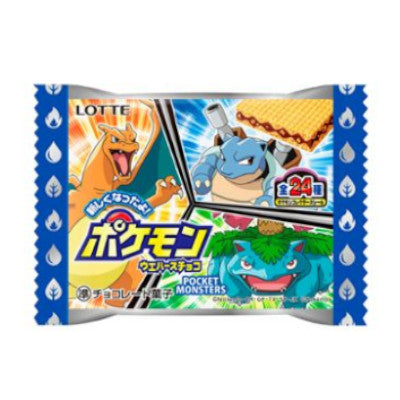 Pokemon Wafer Choco 23gm