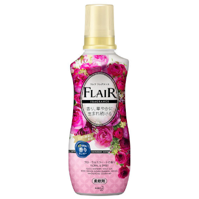 Buy Kao Flair Fragrance Floral & Sweet Hontai 570ml | FUJIMART Online