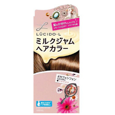 Lucido-L Milk Jam Hair Color (Cafe Chiffon) 125gm