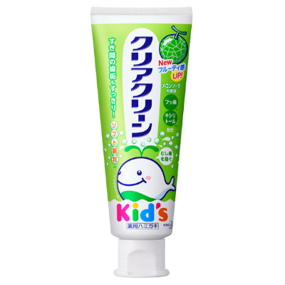 Buy Kao Clear Clean Kids Melon Soda 70gm | FUJIMART Online