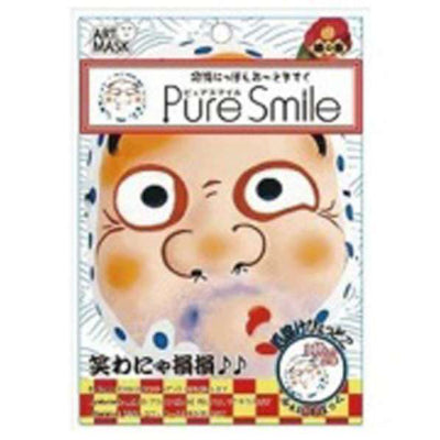 Buy Art Mask Pure Smile Hyottoko 27ml | FUJIMART Online