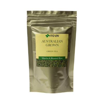 Buy Itoen Brown Rice Tea with Matcha Powder 100g | FUJIMART Online