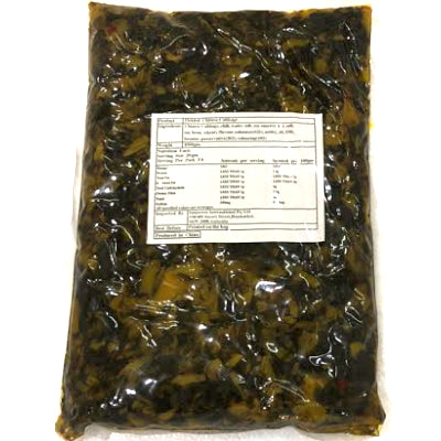 Buy Pickled Vegetable (Takana Zuke) 1000g | FUJIMART Online